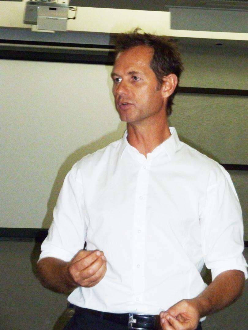 Edgar Grospiron – Conférences diverses (Octobre 2015 et Novembre 2016)