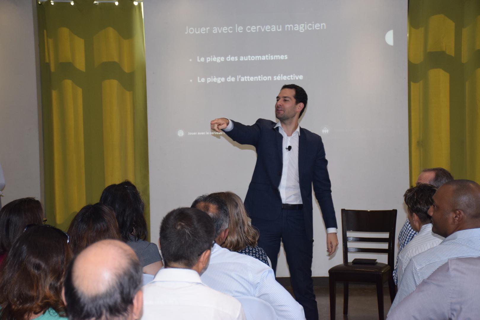 Rémi Larrousse – Conférences (Mars et Octobre 2017)